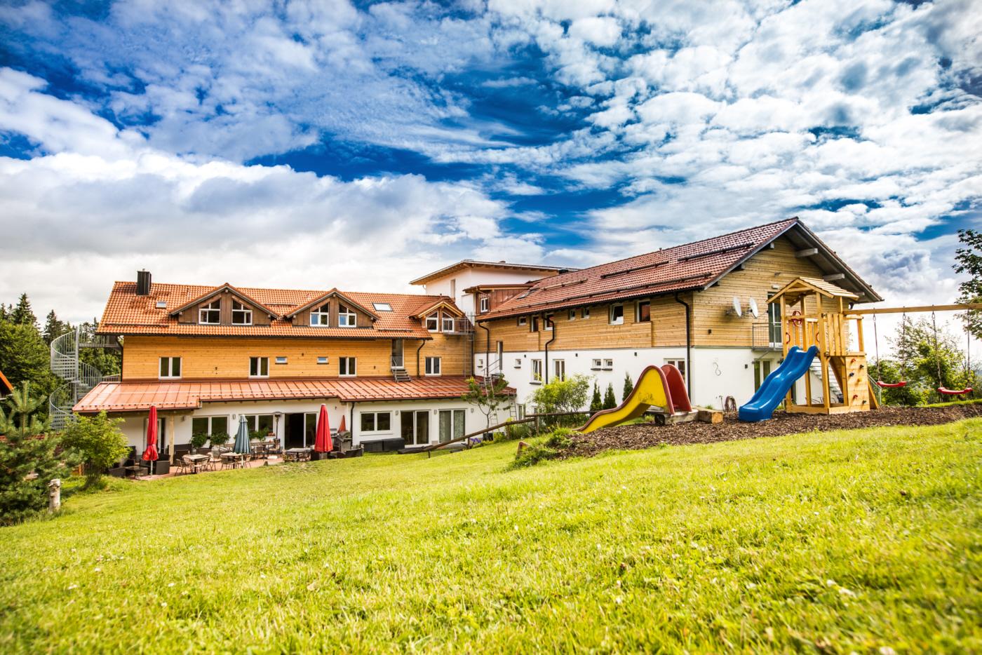 Urlaub mit Hund im Landhotel Haus Waldeck